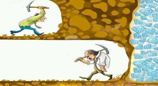 PERSISTENCE – HOW SMARTS AND DETERMINATION OBLITERATE TALENT…