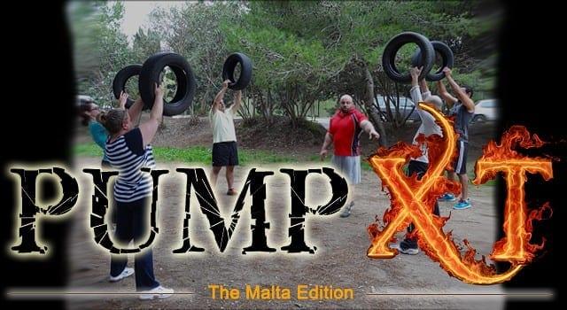PUMP XT – THE MALTA EDITION